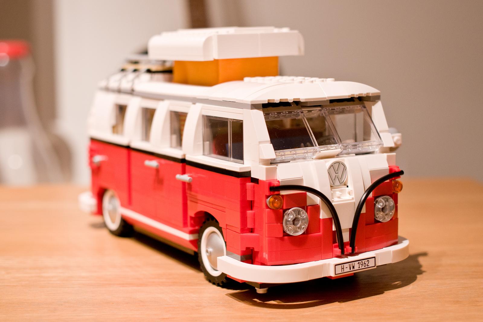Hét leukste gadget gebaseerd op een Volkswagen camper