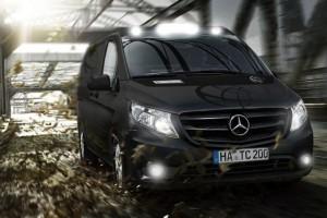 De eerste Mercedes Vito 4×4 W447 buscamper is van Terracamper