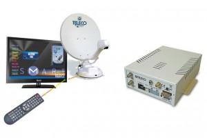 Nieuwe Flatsat Elegance lijn van Teleco