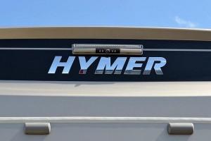 Nieuwe achteruitrijcamera voor Hymer