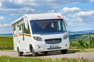 Compactere campers bij Eura Mobil, Forster en Karmann Mobil