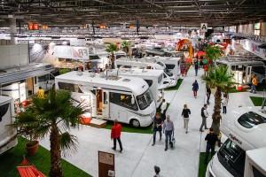 Meer ruimte voor buscampers op Caravan Salon Düsseldorf 2015