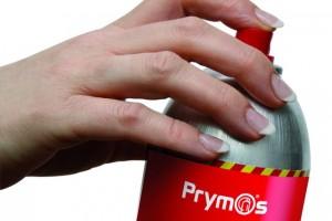 Compacte spray schuimblusser van Prymaxx