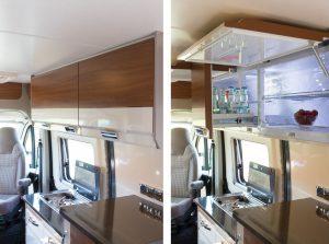Hobby voert Vantana uit met slimme koelkast