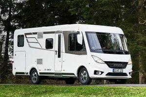 De nieuwe generatie Hymer Exsis campers: nog sportiever, dynamischer en lichter