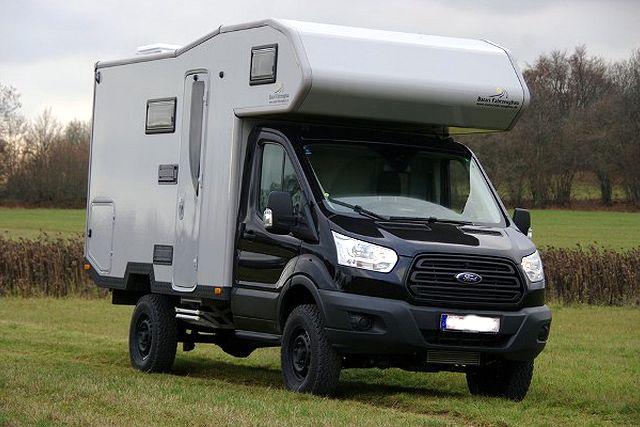 Caravan Zonder Badkamer : Offroad alkoof camper zonder gouden randjes u2013 campersite.nl