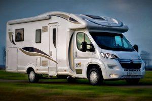 Sun Driver T570 camper