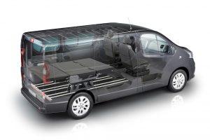 Nissan NV300 Flexvan
