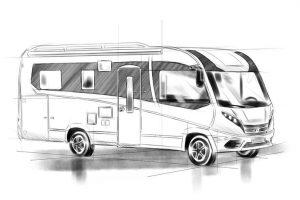 Dethleffs breidt camperprogramma in modeljaar 2019 uit met Pulse-serie