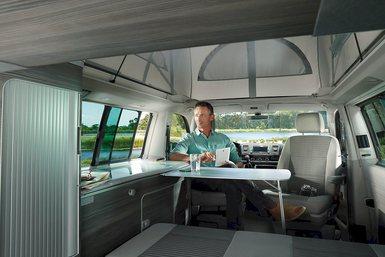 Volkswagen T6 California Ocean camper modeljaar 2019