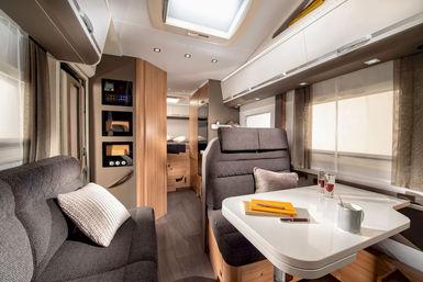Adria Coral XL camper modeljaar 2019