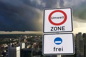 Frankfurt miliuezone