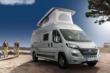 HymerCar Free camper modeljaar 2019