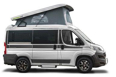 HymerCar Sydney camper modeljaar 2019