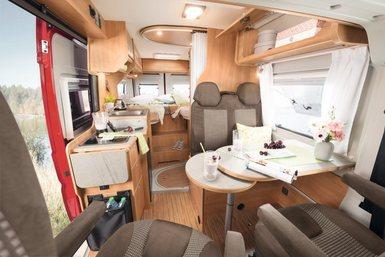 Pössl Roadstar 600L camper modeljaar 2018