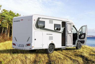 Weinsberg CaraCompact camper modeljaar 2019