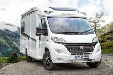 Weinsberg CaraSuite camper modeljaar 2019