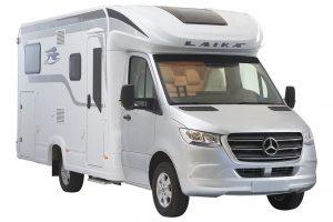 Laika bouwt weer campers op Mercedes-basis