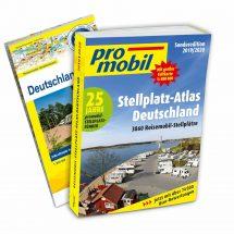 Jubileum-uitgave Stellplatz Atlas