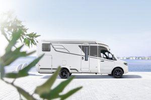 Hymer B-klasse ModernComfort campers model 2020