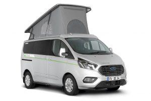 Dethleffs Globevan e.Hybrid