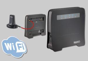Eenvoudig WiFi installeren in de camper met Teleco router