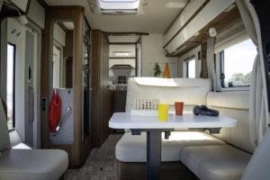 Hymer B-Klasse MasterLine T 780 camper