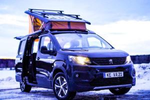 Vanderer Urban Camper campingbus