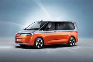 Volkswagen presenteert nieuwe generatie Multivan