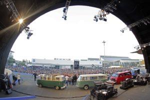 Komende zomer is er eindelijk weer een VW-Bus festival