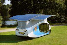 Stella Vita elektrische camper met zonnepanelen