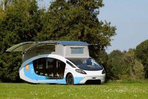Stella Vita: studenten bouwen elektrische camper met zonnepanelen