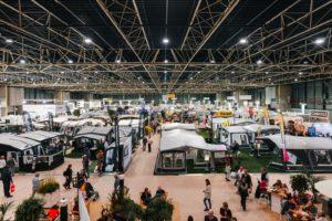 Kampeer & Caravan Jaarbeurs 2021 trok meer bezoekers dan verwacht