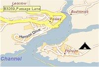 Polruan - Baai van Fowey