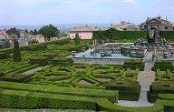 Renaissancetuin van de Villa Lante