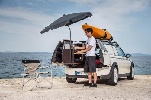 Mini introduceert eenpersoons camper
