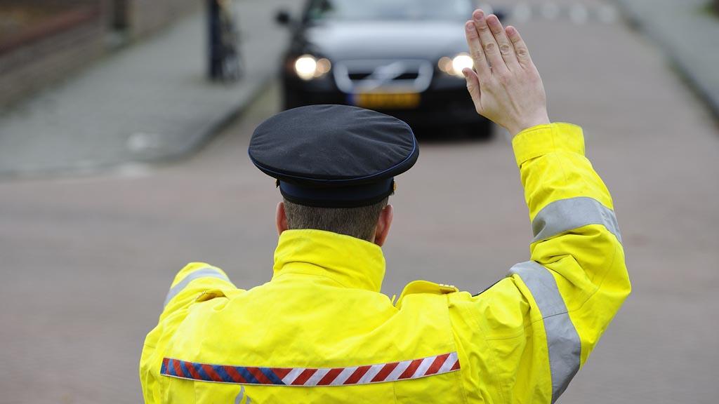 Veel bestuurders bekeurd onderweg naar vakantiebestemming