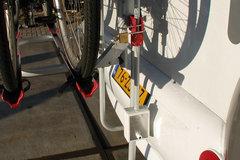 Binnenwerk van de BikeTrans