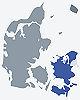 Kaart van Seeland