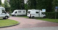 Bunde – Parkplatz am Rathaus