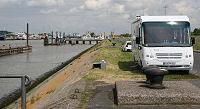 Emden - Havenmonding
