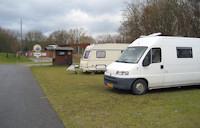 Camperplaatsen in het Ruhr-gebied