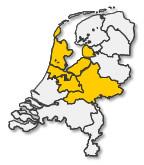 Camperplaatsen Gelderland, Flevoland, Utrecht, Noord-Holland