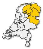 Met de camper naar Friesland, Groningen, Drenthe