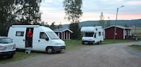 Naske: overnachtingsplek aan de kleine jachthaven. [© Campersite.nl]