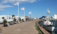 Oskarhamn: mooie plekjes aan de haven. [© Campersite.nl]